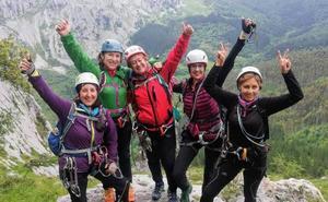 I Encuentro 'Mujer y Montaña' de Bizkaia