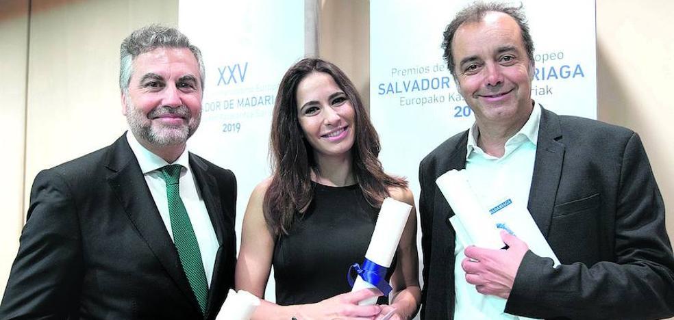 Los premios Salvador de Madariaga reivindican la integración europea y el periodismo