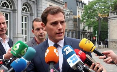 El Elíseo niega que Macron haya apoyado a Rivera por los acuerdos con PP y Vox