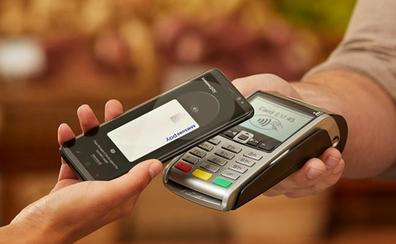 Kutxabank ya es compatible con Samsung Pay