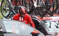 Dumoulin renuncia al Tour