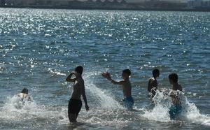 Euskadi tendrá un verano muy 'vasco': 19 grados de media y algo lluvioso