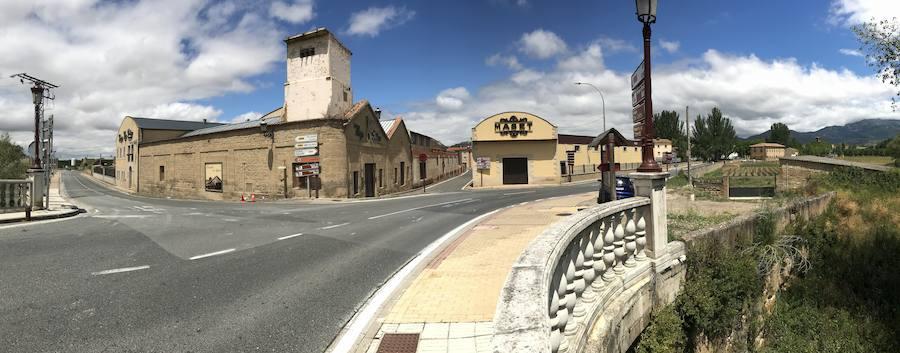 La Rioja Alta adquiere los edificios de Rioja Santiago y refuerza el perfil de La Estación
