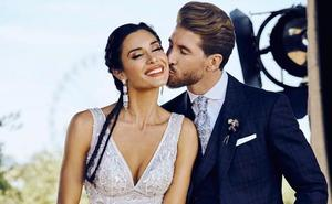 ¡Misterio resuelto! Un vecino de Neguri diseñó las joyas de Pilar Rubio y Sergio Ramos en su boda