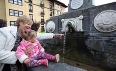 Arrancan en Markina las obras para garantizar el agua en época de sequía