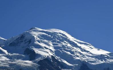 Aterrizan en avioneta a 4.550 metros para intentar llegar a la cima del Mont Blanc