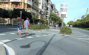La Guardia Municipal de San Sebastián detiene a un hombre por la agresión mortal del vecino de Renteria