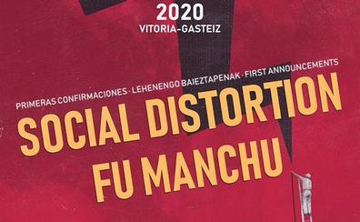 El Azkena confirma los conciertos de Social Distortion y Fu Manchu para 2020