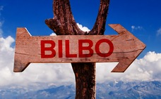 Bilbo no está en el mapa