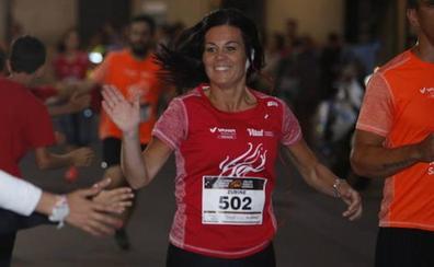 Casi 500 deportistas participan hoy en la carrera La Noche de San Juan
