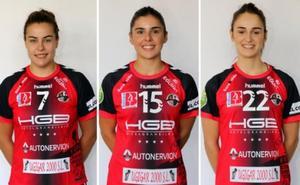 Tres jugadoras del Zuazo, nominadas al All Star de la temporada