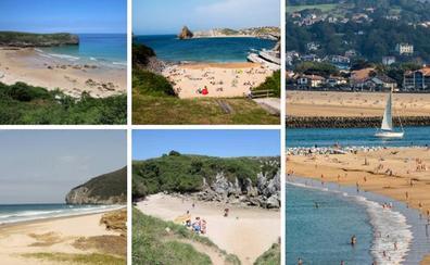 Ruta por las mejores playas del Cantábrico
