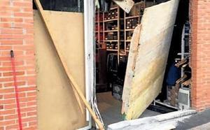Galdakao estudia reforzar la seguridad ante la alarma por los robos en comercios