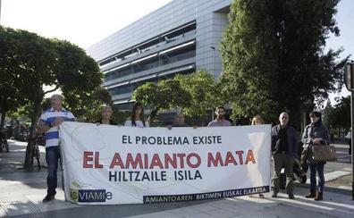 Un juzgado de Bilbao atribuye a la exposición al amianto la muerte de un trabajador