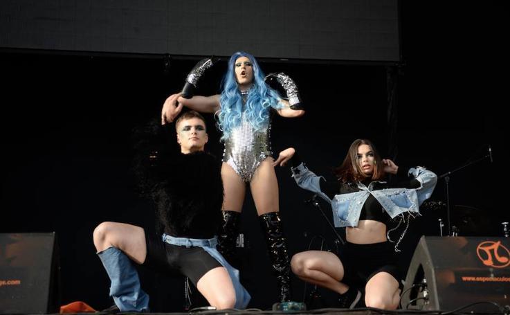 La Gala Drag se gana al público de Bilbao