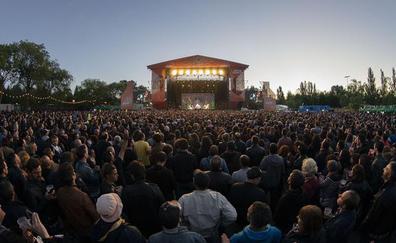 Más de 17.000 personas disfrutaron el viernes en el festival