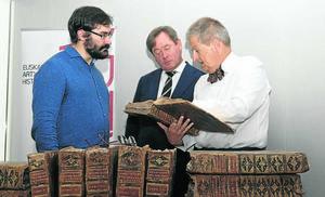 La correspondencia del marqués del Puerto arroja luz sobre el euskera en el siglo XVIII
