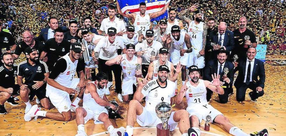 El Real Madrid y el oficio de ganar