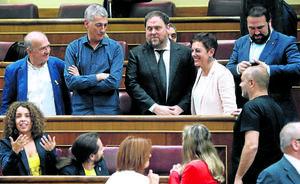 EH Bildu se viste de autonomista para poder entrar en el juego de la investidura de Sánchez
