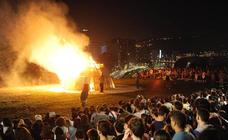 Bilbao se entrega a la magia de San Juan
