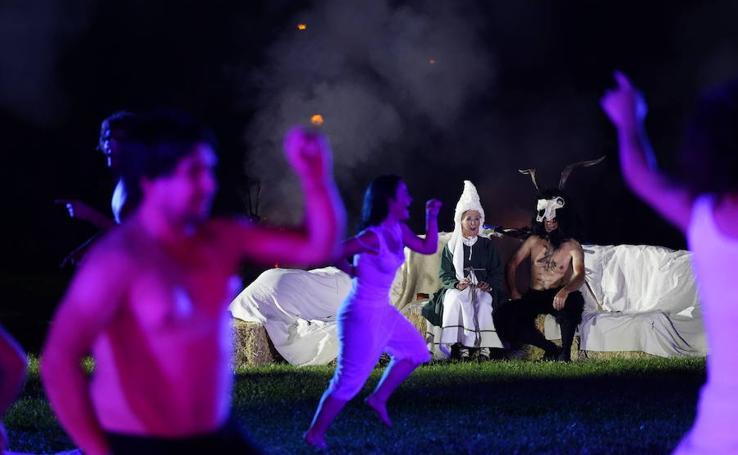 San Juan 2019 se celebra por todo lo alto en Durango