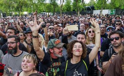 Más de 36.000 espectadores llenaron el Azkena