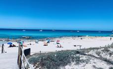 Tsunami en Formentera