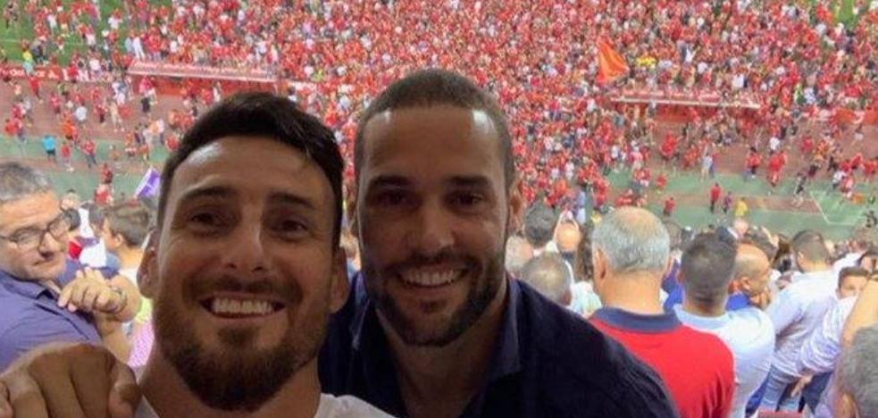 Aduriz, un bermellón más en el ascenso del Mallorca