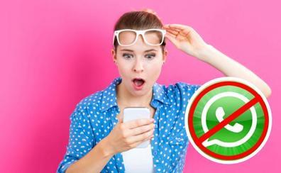 Descubre si eres dueño de uno de los móviles que dejarán de tener WhatsApp a partir del 1 de julio