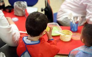PP, Podemos y Bildu sumarán sus votos para aprobar el dictamen sobre los comedores escolares