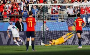 España planta cara a la campeona del mundo