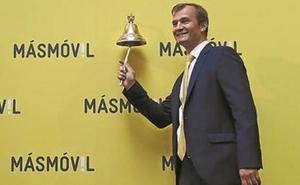 MásMóvil jugará a partir de hoy en la 'Champions' bursátil tras debutar en el Ibex