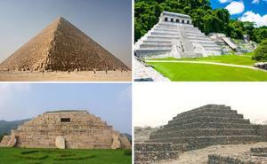 El planeta de las pirámides