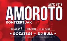 Programa de fiestas de Amoroto 2019: Amorotoko Jaiak