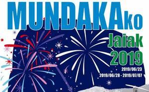 Programa de fiestas de Mundaka 2019: San Pedro Jaiak
