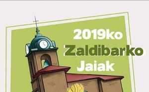 Programa de fiestas de Zaldibar 2019: San Pedro Jaiak