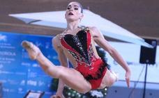 Saioa Agirre, una gimnasta de auténtico oro