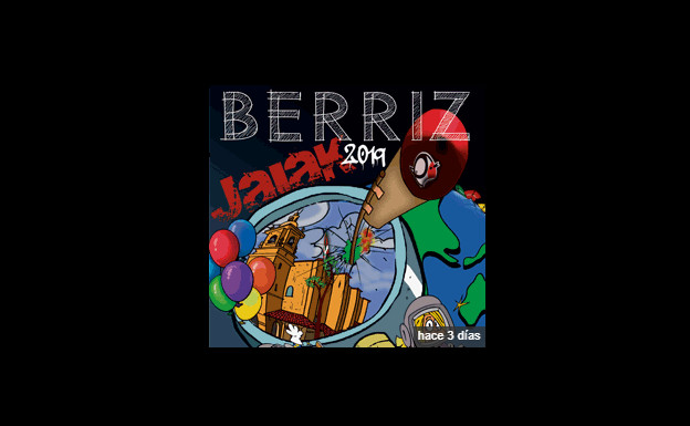 Programa de fiestas de Berriz 2019