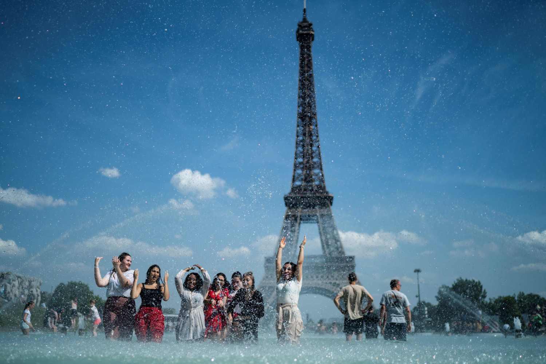 Europa se derrite con la ola de calor