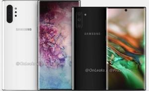 Galaxy Note 10: así será el próximo smartphone de Samsung