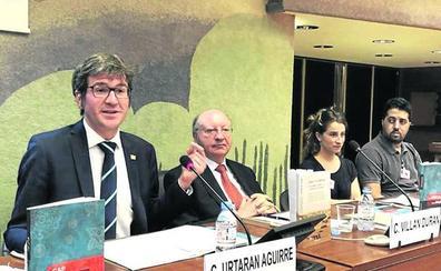 Urtaran denuncia «la violación de los derechos» del pueblo saharaui en Ginebra