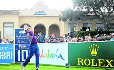 Jon Rahm inicia en Valderrama la etapa europea que le llevará al The Open