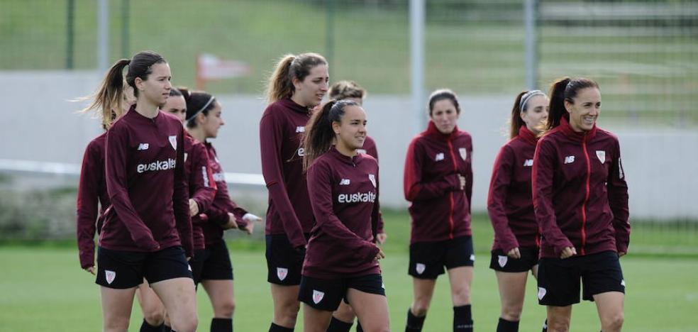 El Athletic femenino comenzará a entrenar el 19 de julio