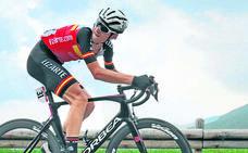 Elosegui madura en el Giro sub'23 antes de ir al Movistar