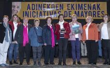 Mujeres de Erandio ponen en marcha un grupo de lectura solidario
