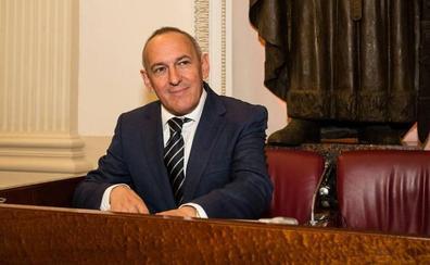 Ramiro González será reelegido diputado general de Álava el 4 de julio