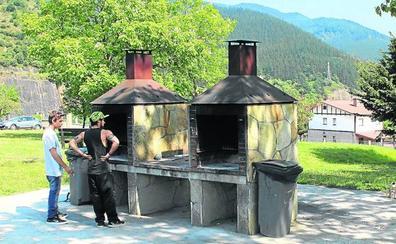 Prohibidas las barbacoas en el medio rural alavés para evitar incendios