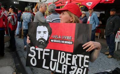 El Supremo de Brasil mantiene en prisión a Lula