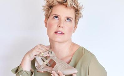 Los 'Tanias' de Tania Llasera: la presentadora bilbaína se estrena como diseñadora de zapatos