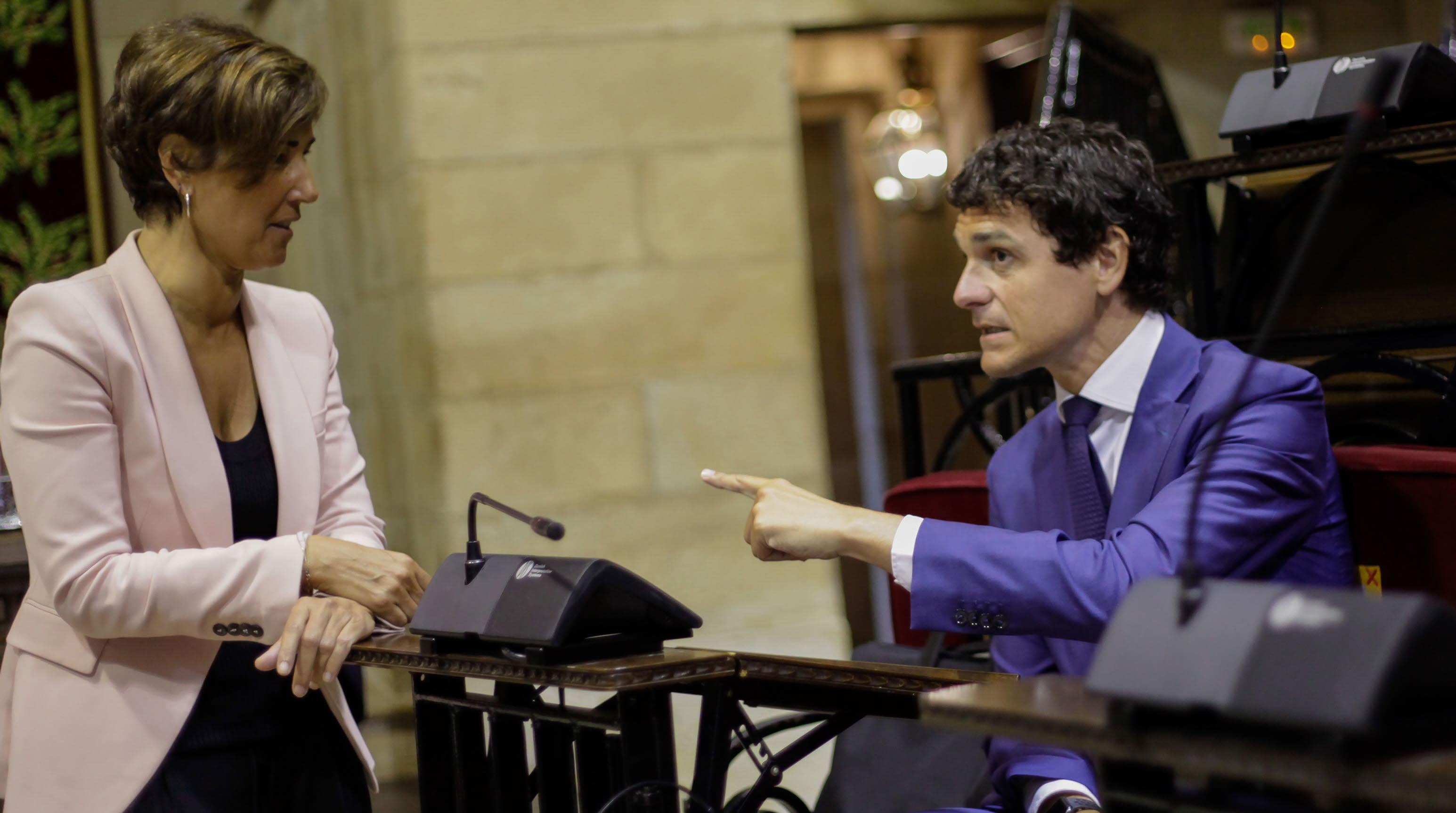PNV y PSE renuevan su pacto en la Diputación «para seguir mejorando Bizkaia»